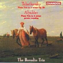 Alexander Alyabiev (1787-1851): Klaviertrio a-moll, CD