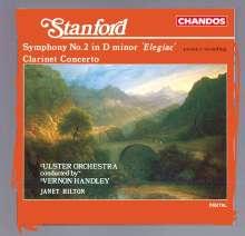 "Charles Villiers Stanford (1852-1924): Symphonie Nr.2 ""Elegiac"", CD"