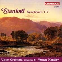 Charles Villiers Stanford (1852-1924): Symphonien Nr.1-7, 4 CDs