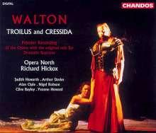 William Walton (1902-1983): Troilus and Cressida, 2 CDs