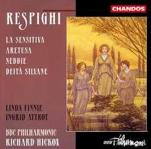 Ottorino Respighi (1879-1936): La Sensitiva, CD