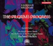 Ralph Vaughan Williams (1872-1958): The Pilgrim's Progress, 2 CDs