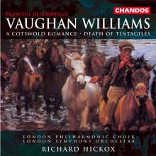 Ralph Vaughan Williams (1872-1958): A Cotswold Romance, CD