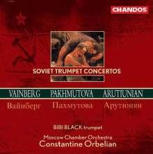 Bibi Black - Russische Trompetenkonzerte, CD