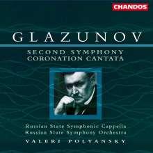 Alexander Glasunow (1865-1936): Symphonie Nr.2, CD