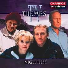 Nigel Hess (geb. 1953): Filmmusik: Musik aus TV-Filmen, CD