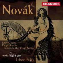 Vitezlav Novak (1870-1949): Toman und die Waldnymphe op.40, CD