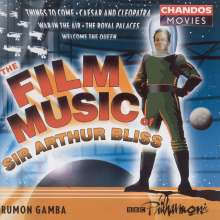 Arthur Bliss (1891-1975): Filmmusik: Filmmusik, CD