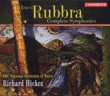 Edmund Rubbra (1901-1986): Symphonien Nr.1-11, 5 CDs