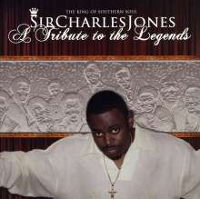 Sir Charles Jones: Tribute To The Legends, CD