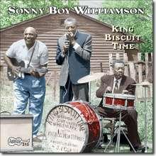 Sonny Boy Williamson II.: King Biscuit Time, CD