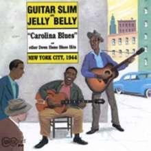 Guitar Slim (Eddie Jones): Carolina Blues, CD