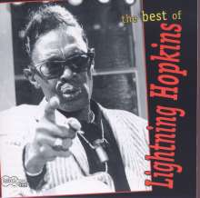Sam Lightnin' Hopkins: The Best Of (Arhoolie), CD