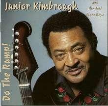Junior Kimbrough: Do The Rump, CD