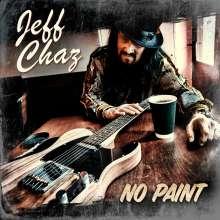Jeff Chaz: No Paint, CD