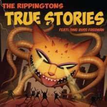 The Rippingtons: True Stories Ft Russ Freeman, CD