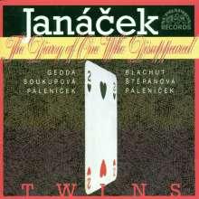 Leos Janacek (1854-1928): Tagebuch eines Verschollenen, CD