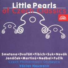 Kleine Perlen tschechischer Klassik, CD