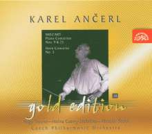 Karel Ancerl Gold Edition Vol.38, CD