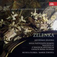Jan Dismas Zelenka (1679-1745): Missa Nativitatis Domini D-Dur ZWV 8, CD