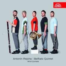 Anton Reicha (1770-1836): Bläserquintette op.88 Nr.1 & 2 & op.91 Nr.3, CD