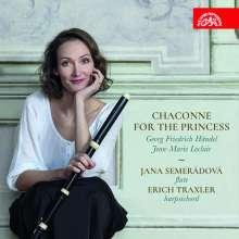 Jana Semeradova - Chaconne for the Princess, CD