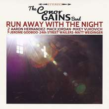 Conor Band Gains: Run Away With The Night, CD