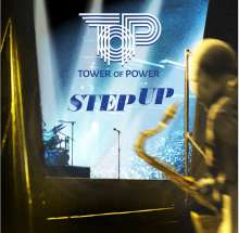 Tower Of Power: Step Up, CD