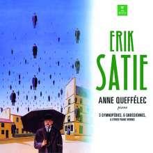 Erik Satie (1866-1925): Klavierwerke (180g), 2 LPs