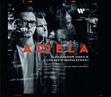 Musik für Gitarre & Klavier - Adela, CD