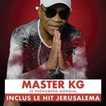 Master KG: Jerusalema, CD