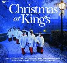 King's College Choir - Christmas at King's (140g / White Vinyl), LP