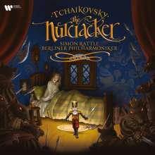 Peter Iljitsch Tschaikowsky (1840-1893): Der Nußknacker op.71 (180g), 2 LPs