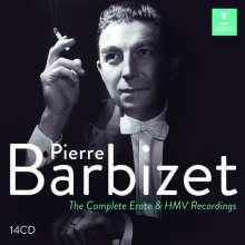 Pierre Barbizet - The Complete Erato & HMV Recordings, 14 CDs