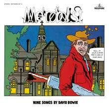 David Bowie (1947-2016): Metrobolist (aka The Man Who Sold The World) 2020 Mix (Limited Edition) (Black Vinyl), LP
