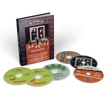 Jethro Tull: Benefit (The 50th Anniversary Enhanced Edition) (Remixed By Steven Wilson), 4 CDs und 2 DVDs
