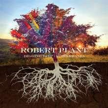 Robert Plant: Digging Deep: Subterranea (Limited Edition), 2 CDs