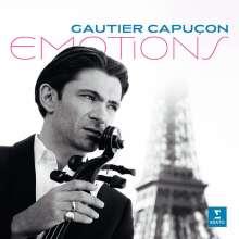 Gautier Capucon - Emotions, CD