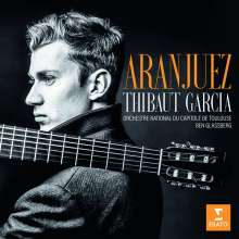 Thibaut Garcia - Aranjuez (180g), LP