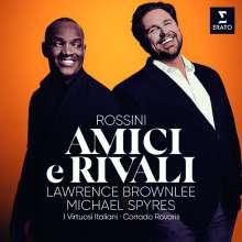 Michael Spyres & Lawrence Brownlee - Amici e Rivali, CD