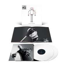Kraftwerk: The Mix (German Version) (2009 remastered) (180g) (Limited Edition) (White Vinyl), 2 LPs