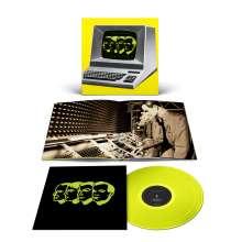 Kraftwerk: Computerwelt (German Version) (2009 remastered) (180g) (Limited Edition) (Translucent Neon Yellow Vinyl), LP