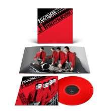 Kraftwerk: Die Mensch-Maschine (German Version) (180g) (Limited Edition) (Translucent Red Vinyl) (2009 remastered), LP