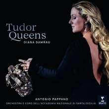 Diana Damrau - Tudor Queens, CD