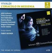 Antonio Vivaldi (1678-1741): L'Oracolo in Messenia, 2 CDs