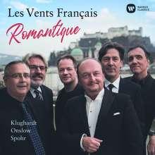 Les Vents Francais - Romantique, CD