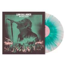 Liam Gallagher: MTV Unplugged (Live At Hull City Hall) (180g) (Limited Edition) (Splattered Vinyl) (Indie Retail Exclusive), LP