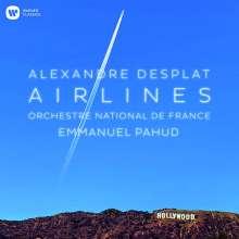 Emmanuel Pahud - Airlines, CD