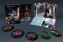 Marillion: Script For A Jester's Tear (Limited Deluxe Edition) (Box Set), 4 CDs und 1 Blu-ray Disc