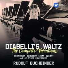 Rudolf Buchbinder - Diabelli's Waltz, 2 CDs